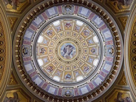 Cupola Sf by Bazilica Sfantul Stefan Din Budapesta Blogul Lui Razvan