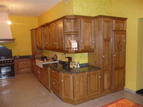 cuisines rustiques cuisine rustique chene relooker une cuisine rustique en