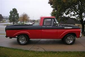 1961 Ford F100 - Information And Photos