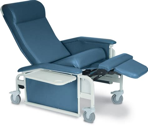 chairs clinical recliners winco drop arm