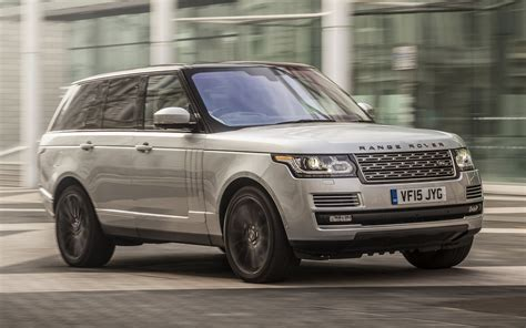 range rover svautobiography uk wallpapers  hd
