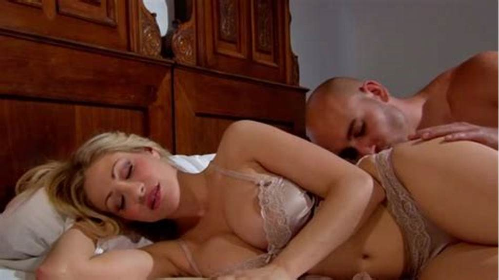 #Terrific #Blonde #Milf #With #Big #Boobs #Gets #Her #Tasty #Quim #Licked