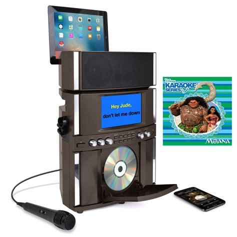Akai Ks800-bt Cdg/bluetooth All-in-one Karaoke System