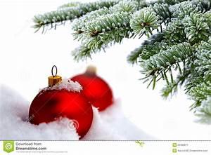 Weihnachtsbaum Mit Rosa Kugeln : weihnachtsbaum und rote kugeln stockbild bild 20432611 ~ Orissabook.com Haus und Dekorationen