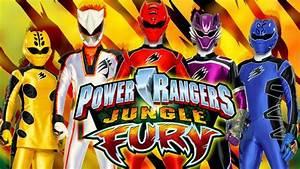 Hindi Tv Shows Power Rangers Jungle Fury Nettv4u