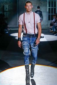 Dsquared2 2017 Spring/Summer Runway Collection