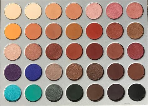 jaclyn hill morphe palette review swatches indiantan