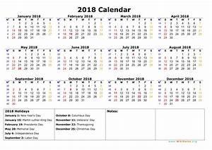 Kalender 18 19 : 2018 calendar ~ Jslefanu.com Haus und Dekorationen