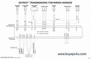 Detroit Diesel Wiring Diagrams All Years