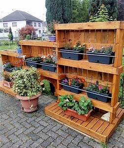 60, Pallet, Ideas, For, Garden, And, Outdoors