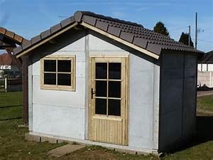 realisations abris en beton prefabriques sodibat With abri de jardin bretagne