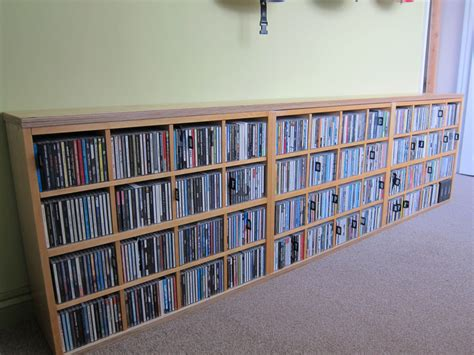 ikea dvd rack dvd cd storage archives ikea hackers