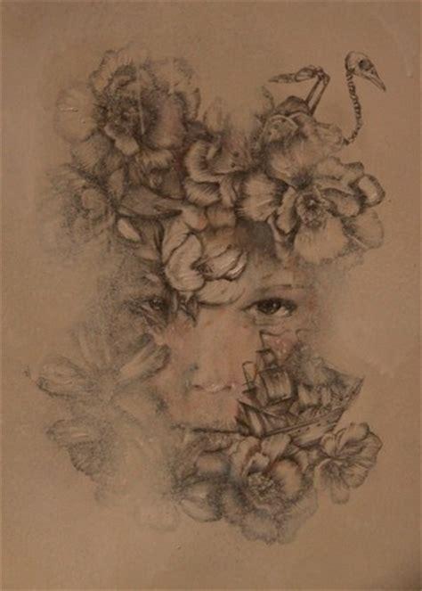 hidden face illustrations pinterest art sprays