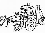 Coloring Bulldozer Pages Machine Drawing Backhoe Gumball Bob Builder Scoop Dozer Mechanic Silhouette Vector Getcolorings Getdrawings Printable Monster Colorings Template sketch template