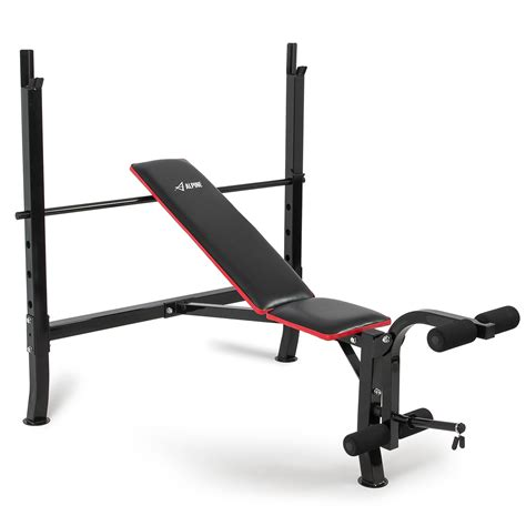 Bench Workout by Multi Function Weight Lifting Adjustable Exercise Bench