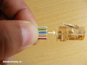 How To Wire Ethernet Cables - Part 2