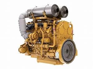 New Cat  U00ae C27 Acert U2122 Diesel Engine - Industrial