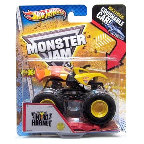 nitro hornet monster truck wheels monster jam nitro hornet monster trucks