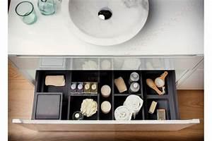 Organisateur Tiroir Salle De Bain : organisateur de tiroir accessoires de salle de bain ~ Teatrodelosmanantiales.com Idées de Décoration