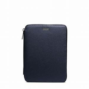 Lyst - Michael Kors Saffiano Leather Mini Tablet Case For ...