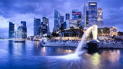 Singapore Sights Wallpapers Scenes Direct