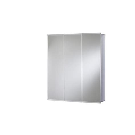 24 x 24 medicine cabinet shop jacuzzi 24 in x 26 in rectangle surface recessed