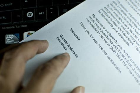 cover letter closing statements tips  examples