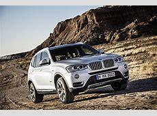 2015 BMW X3 Facelift Videos