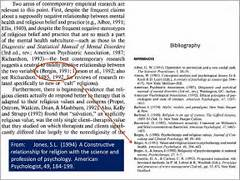 Gallery For Apa In Text Citation Example Gallery For In Text Citation Examples Citing A Website In Text Apa 6th Edition Apa Citation
