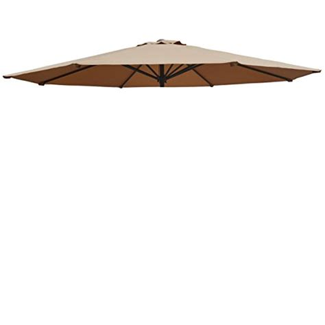 umbrella cover canopy 11 5ft 8 rib patio replacement top