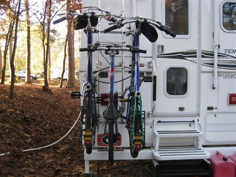 bike rack for rv how to find the best rv bike rack for you rvshare