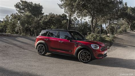 Mini Cooper Countryman 4k Wallpapers by 2018 Mini Cooper Works Countryman All4 Side Hd