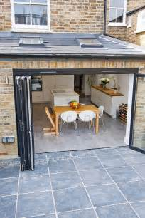 Terraced House Extension Kitchen