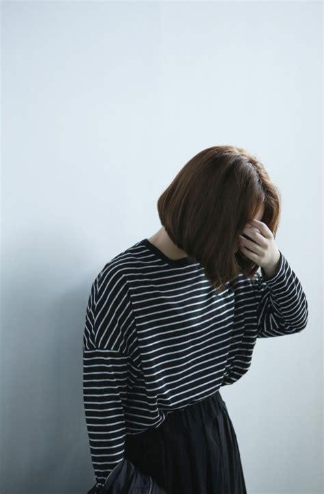 shoulder length hair  tumblr