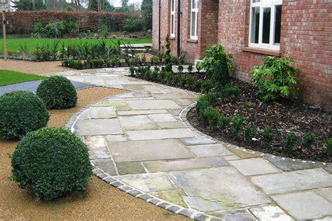 front garden paths design making a wonderful garden path ideas using stones amaza design