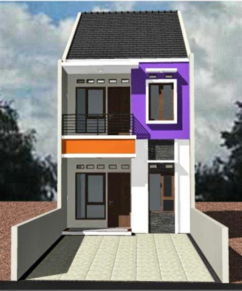 rumah minimalis type   lantai desain rumah