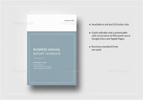 Annual Report / Brochure Template