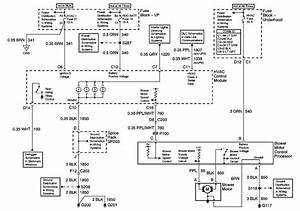 2006 Chevy Trailblazer Air Conditioner Wiring Diagram