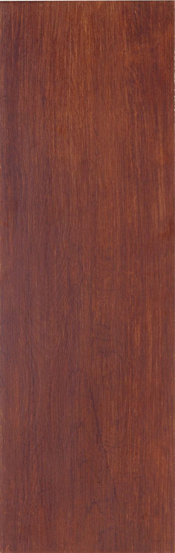 interceramic oakwood cherry 7 1 2 quot x 24 quot ceramic wood look