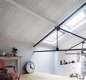 Lambris Peint En Blanc : peinture lambris blanc prix batiment gratuit la rochelle ~ Dailycaller-alerts.com Idées de Décoration