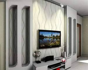designs for living room walls with others feature wall With living room wall design ideas