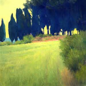 Ian Roberts Landscape Paintings