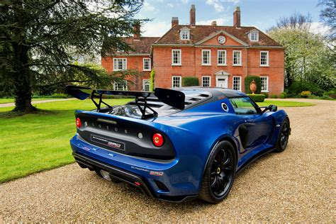 Lotus Exige Cup 380 Fastest to Track, and Around it ...