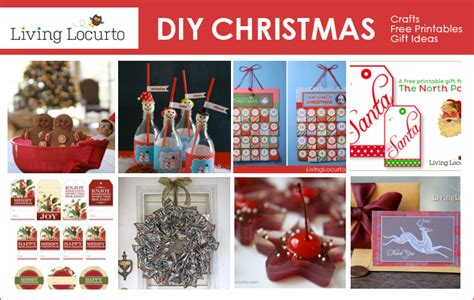 diy christmas recipes free printables gift ideas
