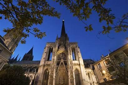 Rouen Amiens France Cathedral Leger Medieval Tour