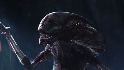 Alien Covenant Vfx Disgusting Bloody Framestore Franchise
