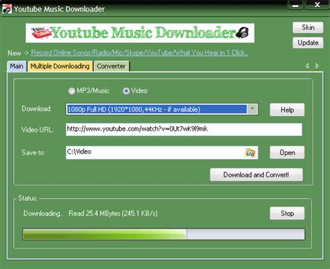 It supports high quality mp3 up to 320 kbps. YouTube Music Downloader 9.5 Crack + Serial Key Free Download - CrackMac