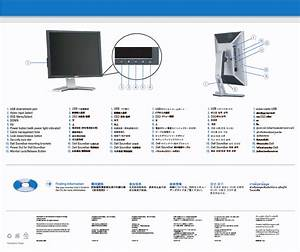 Download Dell Computer Monitor 1907fp Manual And User