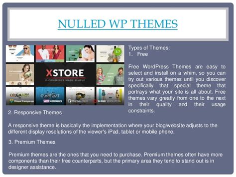 nulled wp themes