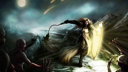 Diablo Anime Fantasy Warrior Games Pc Crusader
